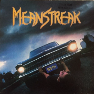 Meanstreak - Roadkill (LP) (VG-/G)